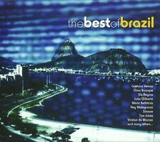 Brazil-The best of (37 tracks, 2003) João Gilberto, Elis Regina, Chico .. [2 CD]