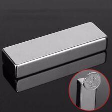 N52 60x20x10mm Gro�Ÿ NdFeB Neodym Magnete Super Stark Quader Würfel Suchmagnet
