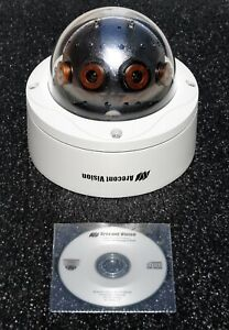 Arecont Vision SurroundVideo AV12186DN 12MP 180° Panoramic WDR IP Camera POE