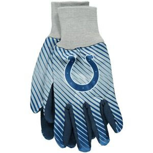 Indianapolis Colts Work Utility Gloves