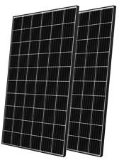 2 X Panneaux solaires 330W 24V monocristallin PEIMAR