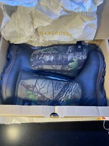 Lacrosse 4XAlpha Snake Boot 376121 Realtree Xtra Green Size 11