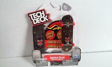TECH DECK SANTA CRUZ Series 6 Fingerboard Skateboard Rare NEW