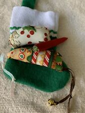 Holiday Christmas Cat Toy Set With Cat Joint Stocking Gift