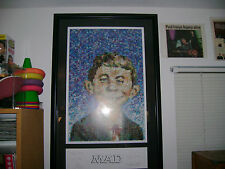 MAD MAGAZINE  #400 ART LITHOGRAPH RARE - LIMITED EDITION ARTIST SIGNED 139 / 250