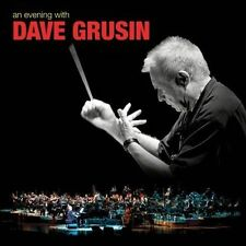 An Evening with Dave Grusin by Dave Grusin (CD, Apr-2011, Heads Up) SEALED