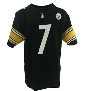 Pittsburgh Steelers Ben Roethlisberger Official NFL Nike Kids Youth Size Jersey
