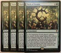MTG - 1x Oath of Druids [x1] Commander 2016 | Magic the Gathering - NM/M EDH