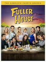 Fuller House: The Complete 4th Season DVD 2019 NEW FREE SHIPPING preorder