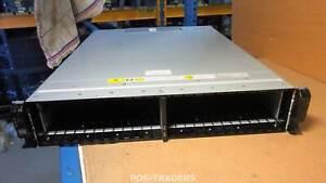 HP 3PAR DriveShelf M6710 24-Bay 2U SAS Drive Enclosure QR490-63001 EB-2425