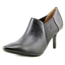 Botas de mujer Calvin Klein de tacón medio (2,5-7,5 cm) de piel