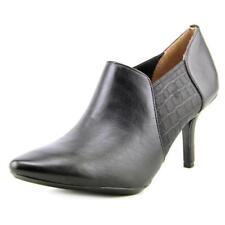 Calzado de mujer Calvin Klein de tacón medio (2,5-7,5 cm) de color principal negro