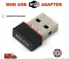Mini USB Wifi Adaptateur 150 Mbps Wireless 802.11 BGN Réseau LAN Network WIFI Pack of 5