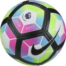 new Nike Ordem 4 sc2948 100 Epl Official Match Ball Premier League Soccer sz 5