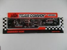 Matchbox 1/64 Super Star Team Convoys #3 Goodwrench Racing Earnhardt