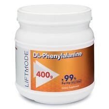 DL-Phenylalanine - 400 Grams (14.11 Oz) - 99+% Pure