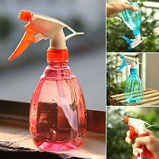 500ML Empty Spray Bottle Plastic Hairdressing Hair Salon Flower Plants Random