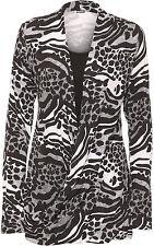 Hip Length Viscose Geometric Tops & Shirts for Women