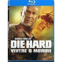 DIE HARD - VIVERE O MORIRE - WILLIS - ITA - ENG - BLU-RAY