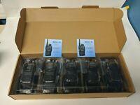 5-Pack Retevis H777 WalkieTalkie UHF400-470MHz 2-Way Radios -- SALE PRICE
