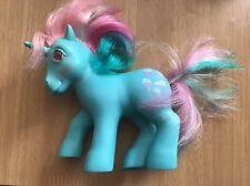 "vintage G1 unicorn twinkle eyed My Little Pony ""Fizzy"""