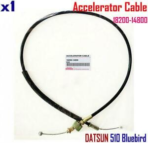 For DATSUN 510 NISSAN Bluebird Accelerator Cable Wire Part Number 18200-14800