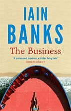 THE BUSINESS DI BANKS, IAIN libro tascabile 9780349139227 NUOVO