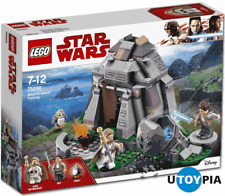 Lego 75200 AHCH to Island Training Star Wars From Tates Toyworld