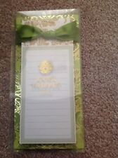 "ANNA GRIFFIN "" GREEN LIST PAD"" ( NP 233) --BRAND NEW IN PACKAGE--UNOPENED"