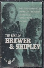 The Best of BREWER & SHIPLEY New SEALED Vintage Cassette Tape