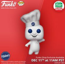 PILLSBURY DOUGHBOY 12 DAYS OF FUNKO EXCLUSIVE; new, confirmed, soldout
