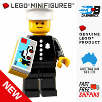 LEGO® Collectable Minifigures™ - Classic Police Officer - Series 18, #8 -SEALED