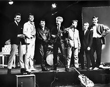 "Eddie Cochran / Gene Vincent / Billy Fury / Joe Brown 10"" x 8"" Photograph no 4"