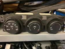 Mazda MX-5 Miata HVAC 2006-2015 heat controls dash new
