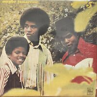 THE JACKSON FIVE - Maybe Tomorrow - Motown VINYL LP Record 1971 Remastered