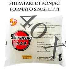Shirataki Di Konjac Tipo Spaghetti Big-Box Risparmio City Aroma 40 X 200 Gr.