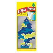 4 X Piccolo Magic Tree Deodorante Auto Pina Colada Freshner 2D