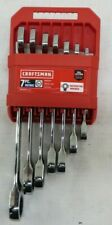 Craftsman Cmmt87019 Metric Combination 12pt Ratcheting Wrench Set 8 17mm