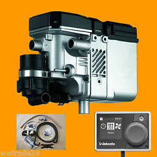 Standheizung Webasto Thermo Top E DIESEL + Uni-Bausatz + Uhr Multicontrol