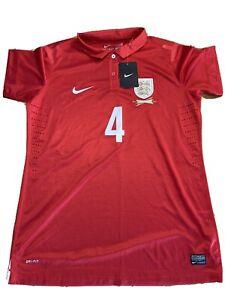 Nike England Ladies Match Shirt BNWT Size L
