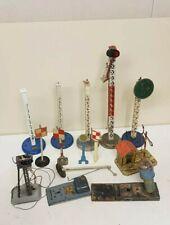 LR Jep Hornby lot de divers signaux et accessoires electrique  en 0