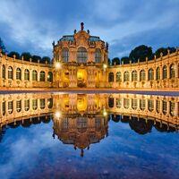 Dresden - 3 Tage 2P Luxus Wellness Kurzurlaub @ 4* Courtyard by Marriott Dresden
