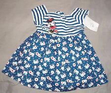 robe culotte coton disney store minnie taille 3-6 mois neufs etiquetés