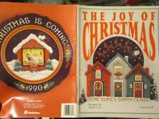 Joy Of Christmas Painting Book #7-Cole-Saint Lucia/Santa & Mrs/Houses/Toy Soldie