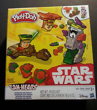 Play-Doh- Star Wars Can-Heads - Mission On Endor - Disney - Hasbro - 2015