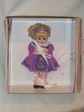 "8"" Madame Alexander Doll ""Celtic Dancer""  *MIB* 2000"