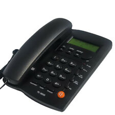 KerLiTar Home Office Corded Phone with Caller ID Speakerphone Landline Telephone