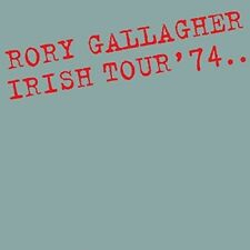 Irish Tour 1974 [3/23] by Rory Gallagher (CD, Mar-2018, 2 Discs, Universal)