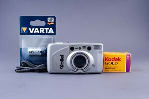 Rollei Giro 70 WA 35mm Point & Shoot Film Camera