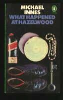 What Happened at Hazelwood by Innes, Michael Paperback Book The Fast Free